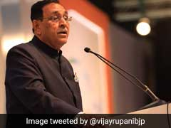 """If Congress Wins By Mistake, Pak Will Celebrate Diwali"": Vijay Rupani"