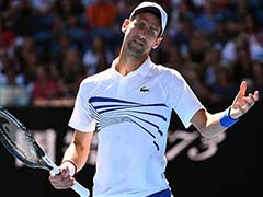 """Agitated"" Novak Djokovic Regrets Meltdown In Floodlight Fury At Australian Open"