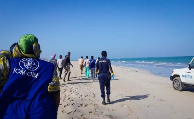 Death Toll Reaches 43 After Migrant Boats Sink Off Djibouti