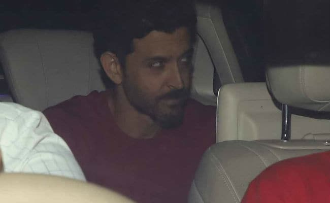Inside Sanjay Khan's Birthday Party with Hrithik Roshan And Others