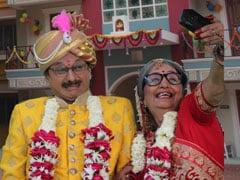 Taarak Mehta Ka Ooltah Chashmah: पोपटलाल की बन गई जोड़ी, सपना की मौसी बनी दुल्हन- देखें Video
