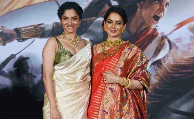 Amidst Manikarnika Row, Ankita Lokhande Says Kangana Ranaut Is A 'Fantastic' Director