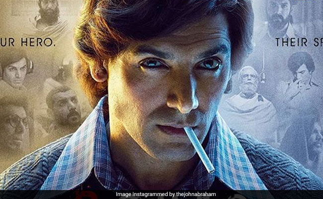 Romeo Akbar Walter: John Abraham Unveils The First Look Poster From The Film
