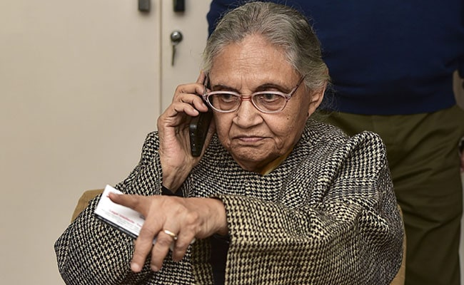 Former Delhi Cheif Minister Sheila Dikshit passes away at 81