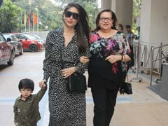 Get The Look: Kareena Kapoor's Casual Printed Outfit