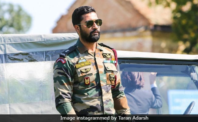 Uri: The Surgical Strike Box Office Collection Day 3 - Vicky Kaushal's Film Is First Hit Of 2019, Collects Rs 35 Crore
