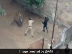 Video : तेंदुए का हमला, दो टेलीविजन कैमरामैन सहित 4 घायल