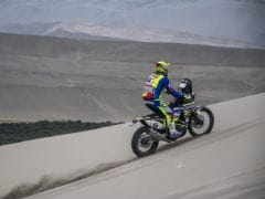 Dakar Rally 2019: TVS' Lorenzo Santolino Crashes Out Of Dakar In Stage 6; Oriol Mena Comeback To Finish 13th