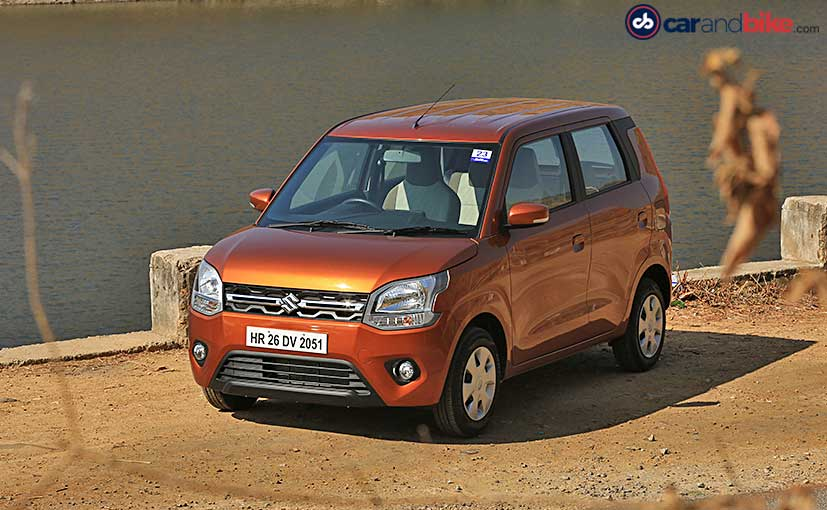 The new Maruti Suzuki WagonR is the first model to adopt the IMDS technology.