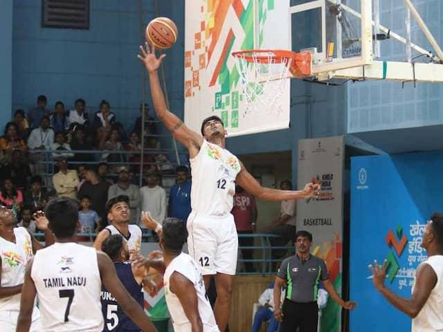 Khelo India Basketball: Punjab, Tamil Nadu Grab Two Gold Medals Each