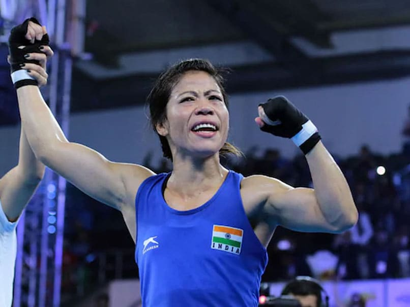Mary Kom Becomes World