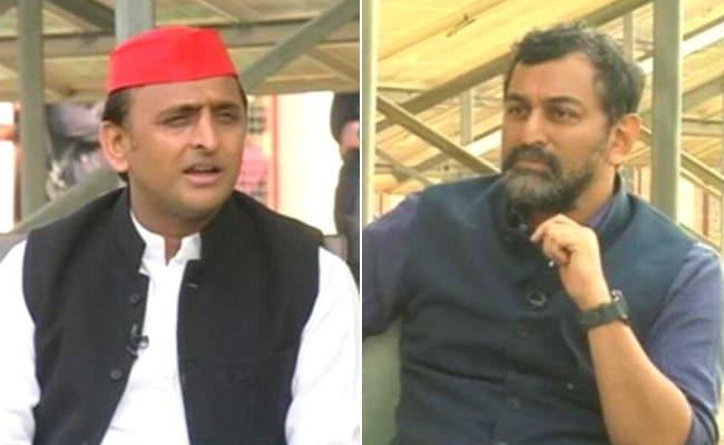 Exclusive: अखिलेश यादव बोले- सपा-बसपा गठबंधन में कांग्रेस के लिए इतनी सीटें छोड़ सकते हैं