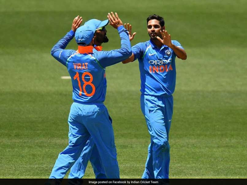 India vs Australia, Live Score 3rd ODI: Bhuvneshwar Kumar Strikes Twice In Series Decider