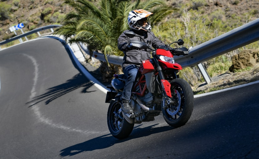 2019 Ducati Hypermotard 950 Launched In India Prices Start From