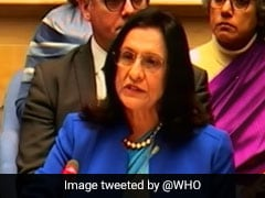 WHO Reappoints Poonam Khetrapal Singh As South-East Asia Region Director