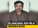 Video : Shocking Reason Why Telangana's BJP Lawmaker Won't Take Oath