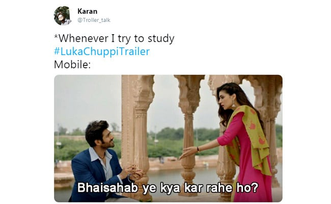 These Hilarious Luka Chuppi Memes Are The Perfect Way To Start Friday