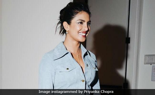 Priyanka Chopra Possible Godmother To Meghan Markle's Baby: Reports