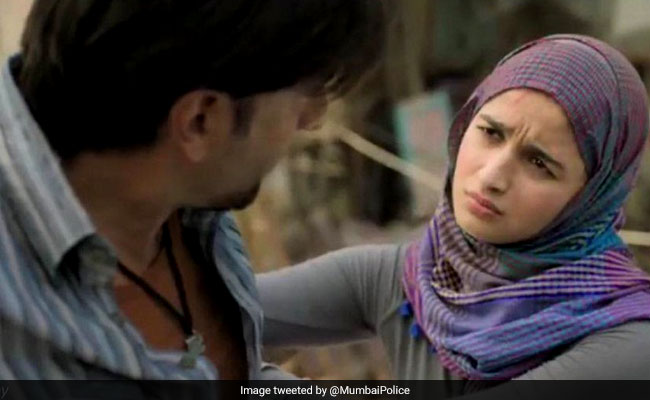 The Best Gully Boy Meme Has Come From Mumbai Police. Take A Look