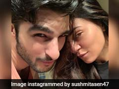 Sushmita Sen Teaches Rohman Shawl How To Say 'I Love You' In Bengali