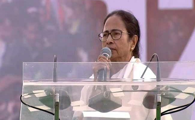 'Favour Common Minimum Agenda For Anti-BJP Opposition': Mamata Banerjee