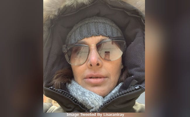 Lisa Ray, 46-Year-Old Cancer Survivor, Burns Troll Who Called Her 'Too Old'