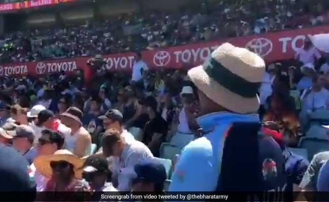 Ind vs Aus: 'ऋषभ पंत छक्के भी मारेगा... बच्चे भी संभालेगा' भारतीय फैन्स ने ग्राउंड पर ऐसे चिढ़ाया ऑस्ट्रेलिया को, देखें VIDEO
