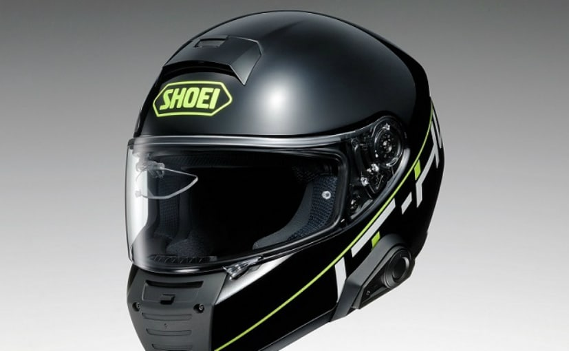 Motorcycle Helmet With Hud >> CES 2019: Shoei Unveils Smart Helmet With Head-Up Display - CarandBike