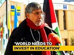 Video: 152 Million Children Still Languishing In Child Labour: Kailash Satyarthi