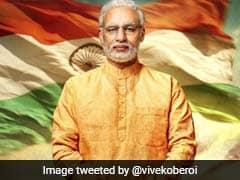 <I>PM Narendra Modi</I> First Look Poster: Presenting Vivek Oberoi As PM Modi