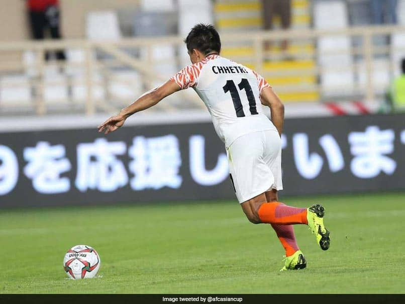 Sunil Chhetri Overtakes Lionel Messi With Second-Highest International Goals Among Active Players