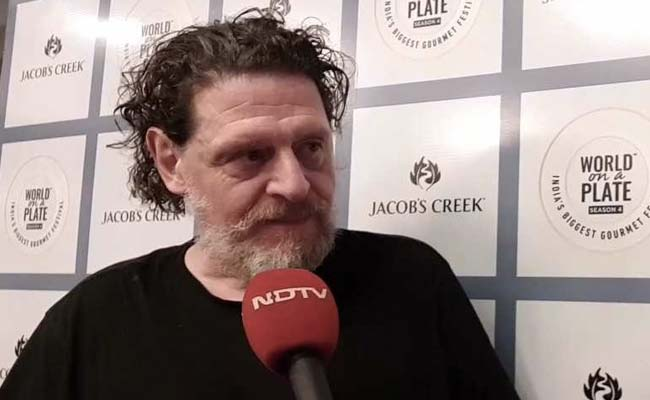 'Food Revolution Is Going On In India', Marco Pierre White Speaks To NDTV