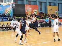 Khelo India Youth Games: Punjab, Tamil Nadu Dominate In Basketball