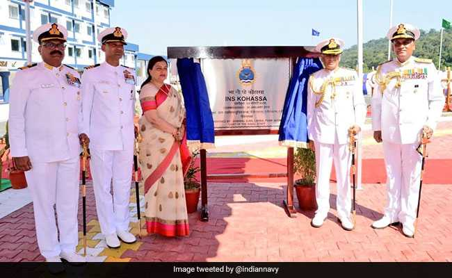 Navy Commissions 3rd Base In Andaman And Nicobar Islands To Counter China
