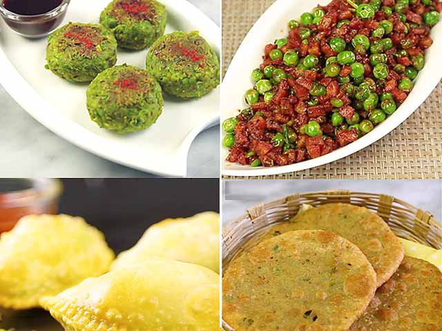 Video : 4 Must-Try Matar Recipes