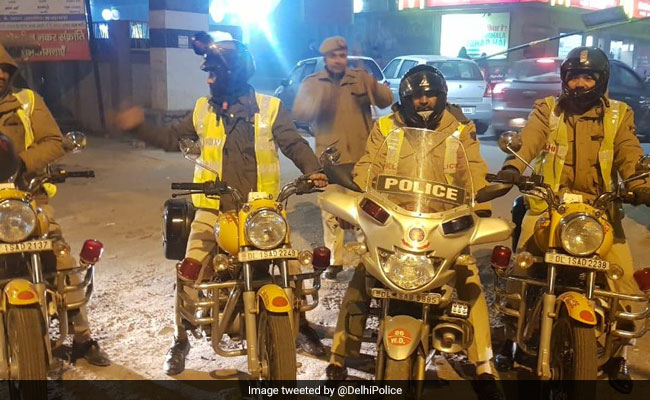 Security Checks Ramped Up In Delhi, Adjoining Areas Ahead Of Independence Day