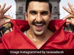 <I>Simmba</I> Box Office collection Day 5: Ranveer Singh's Film 'Unstoppable', Cruises Past Rs 100 Crore