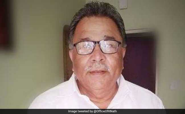 Congress Leader In Madhya Pradesh Dies Of Heart Attack At Yoga Event