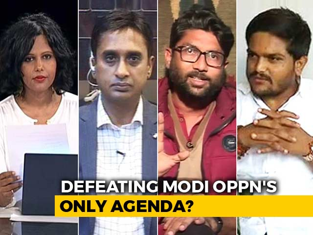 Video : Centre vs Opposition On Who's Best To Lead India