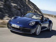 Geneva 2019: Porsche 911 Cabriolet Revealed