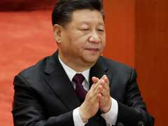 Chinese People Love Peace: Xi Jinping As He Kicks Off Major Naval Parade