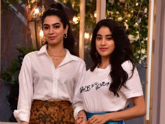 Janhvi And Khushi Kapoor's Style<i>nama</i> Is Off The Charts. See Pics