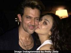 On Hrithik Roshan's Birthday, Sonali Bendre, Preity Zinta, Farah Khan And Others Share Throwback Pics