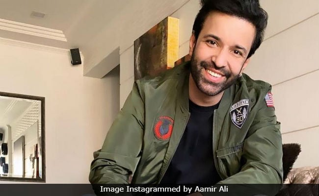 'My Resolution For 2019 Is To Work On Different Projects,' Says TV Actor Aamir Ali