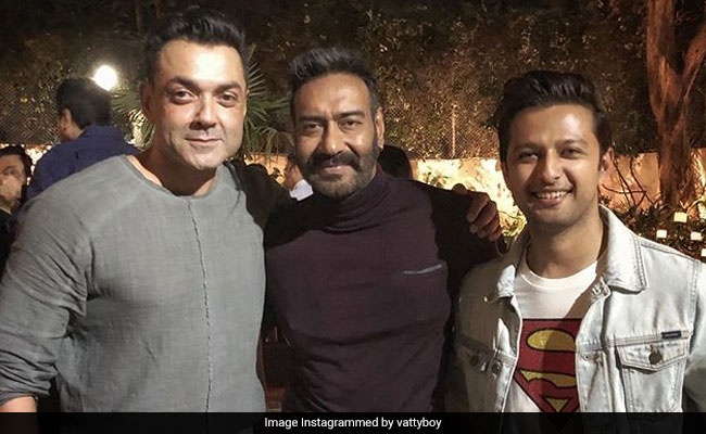 Inside Bobby Deol's 50th Birthday Bash With Ajay Devgn, Arbaaz Khan And Others