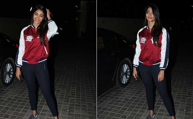 6 Chic Varsity Jackets To Snazz Up Your Athleisure Look Like Pooja Hegde
