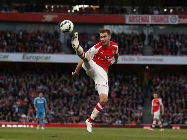 Aaron Ramsey Set To Cash In With Juventus Move: Reports