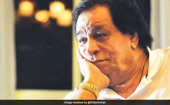 Film Veteran Kader Khan, Who Engineered Some Of The Biggest Hits Of 80s And 90s