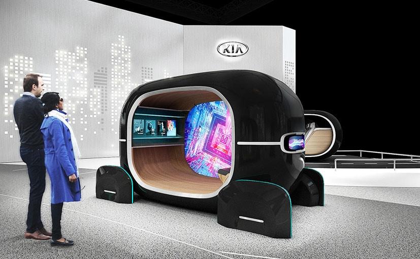 Kia To Showcase New Autonomous Driving Technologies At CES 2019