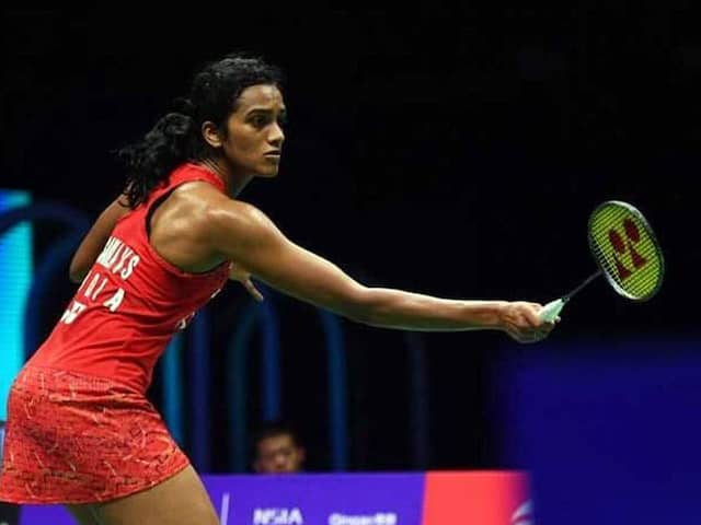 Shuttler PV Sindhu Star Attraction At Indonesia Masters
